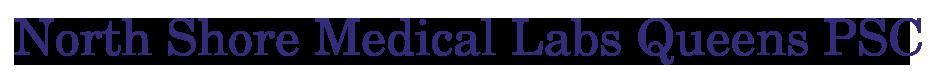 North Shore Medical Labs Inc